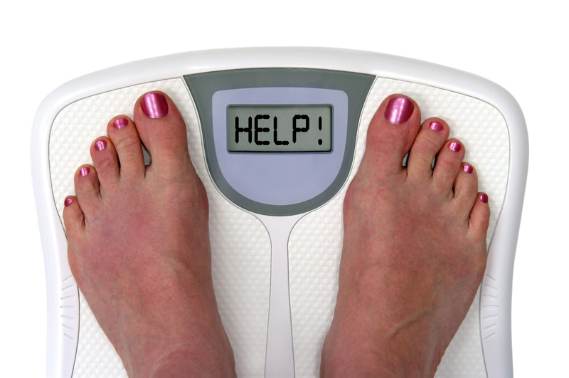 Why we can't shed that excess weight