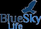 Blue Sky Life Logo