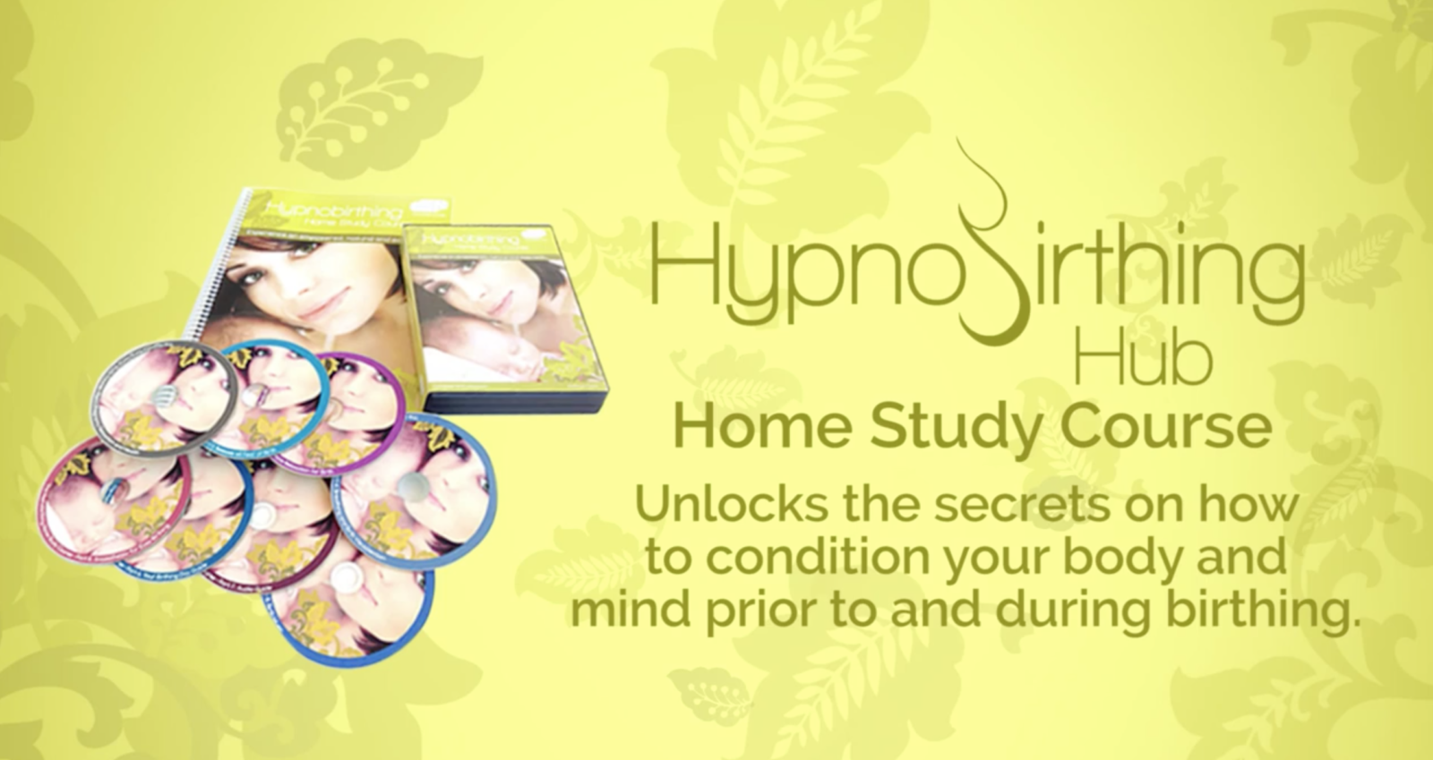 Hypnobirthing Hub Home Study Course