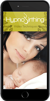 hypnobirthing hub video techniques available in ios and android
